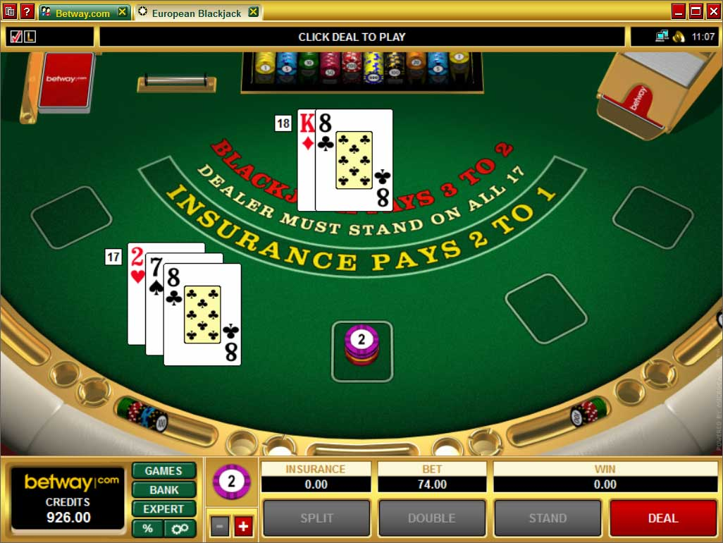 How to bet blackjack at a casino casino free bet