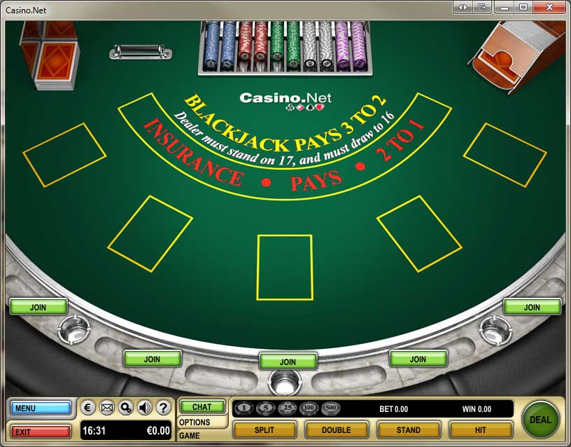 Casino Net Blackjack