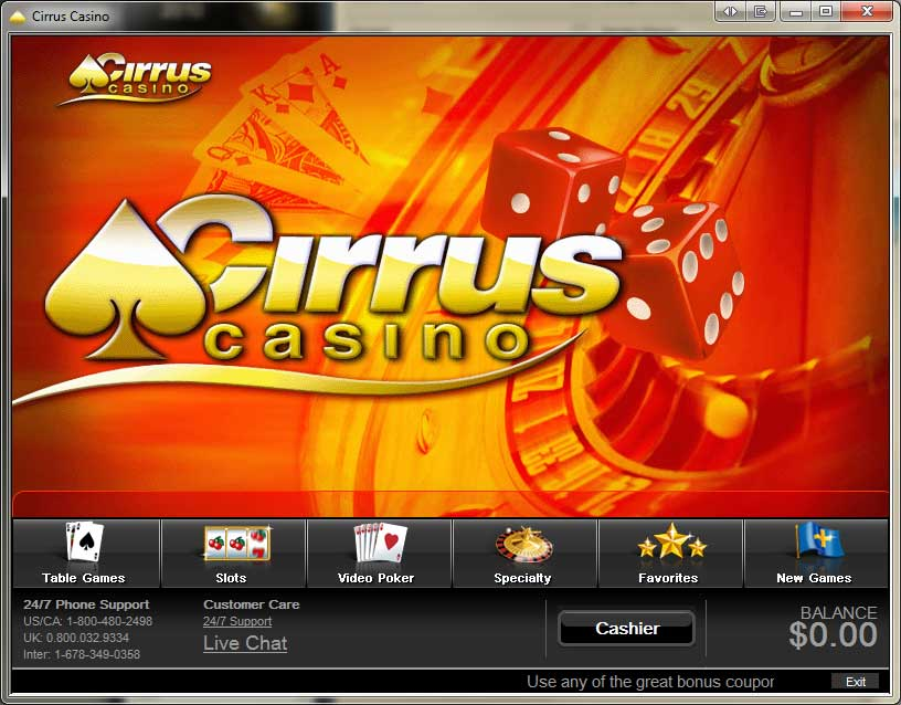 Codes for cirrus casino free download casino royale