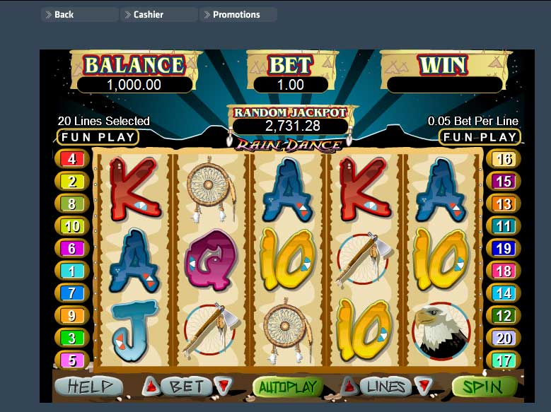 Club World Casino Slots Screenshot
