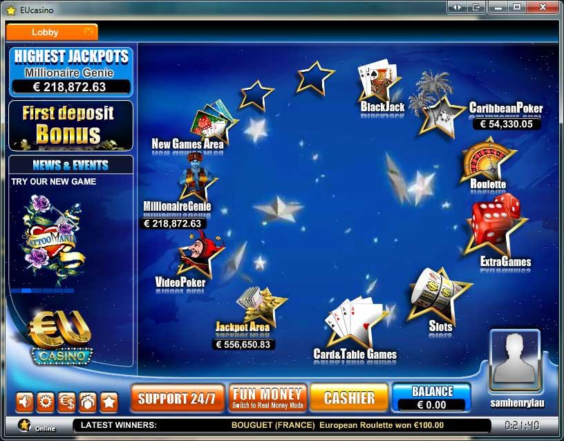 slots inferno instant play lobby