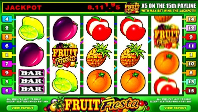 Fruit Fiesta 3 Slot