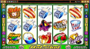 hot shots slots free coins