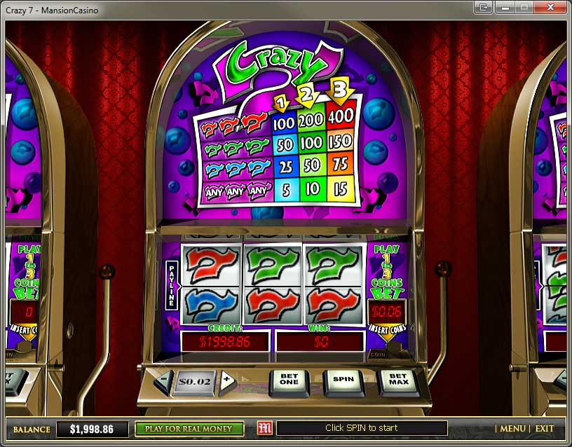 Mansion Casino Slots