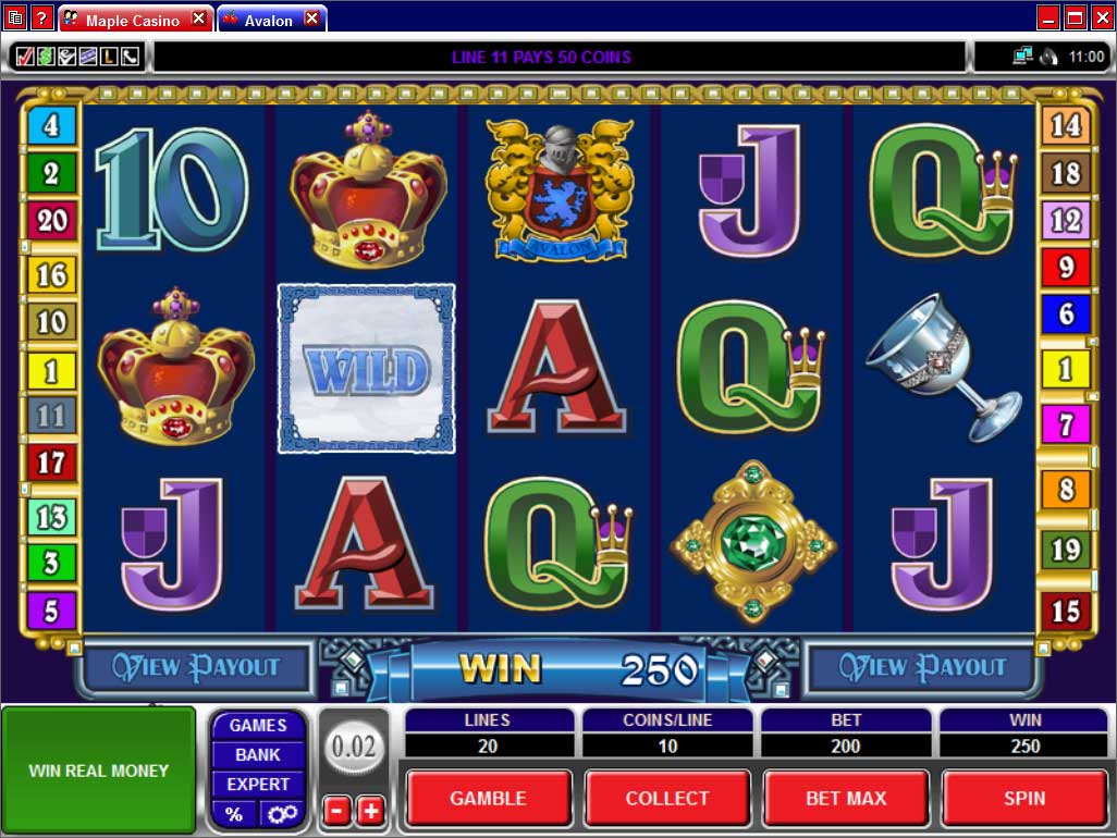 Maple Casino Slots