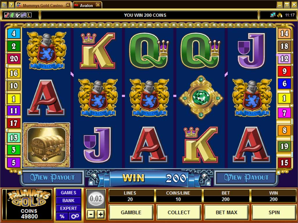 Mummys Gold Slots