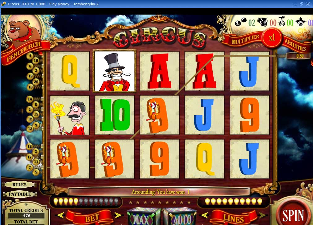 Party Casino Slots