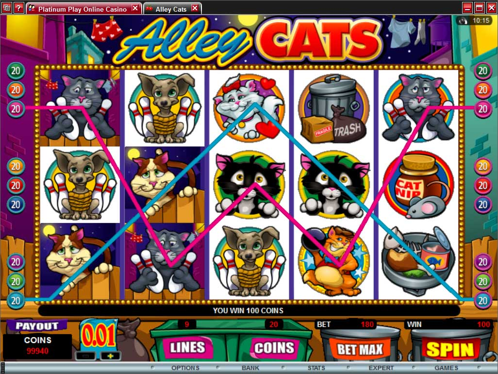 Platinum Play Video Slots