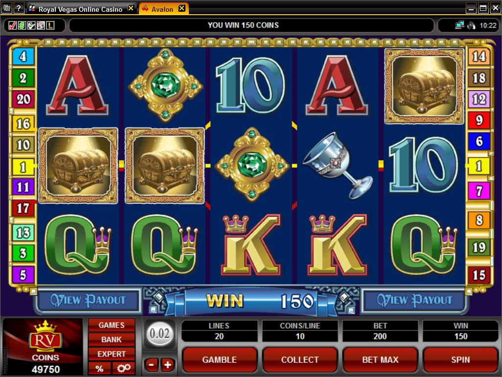 Royal Vegas Slots
