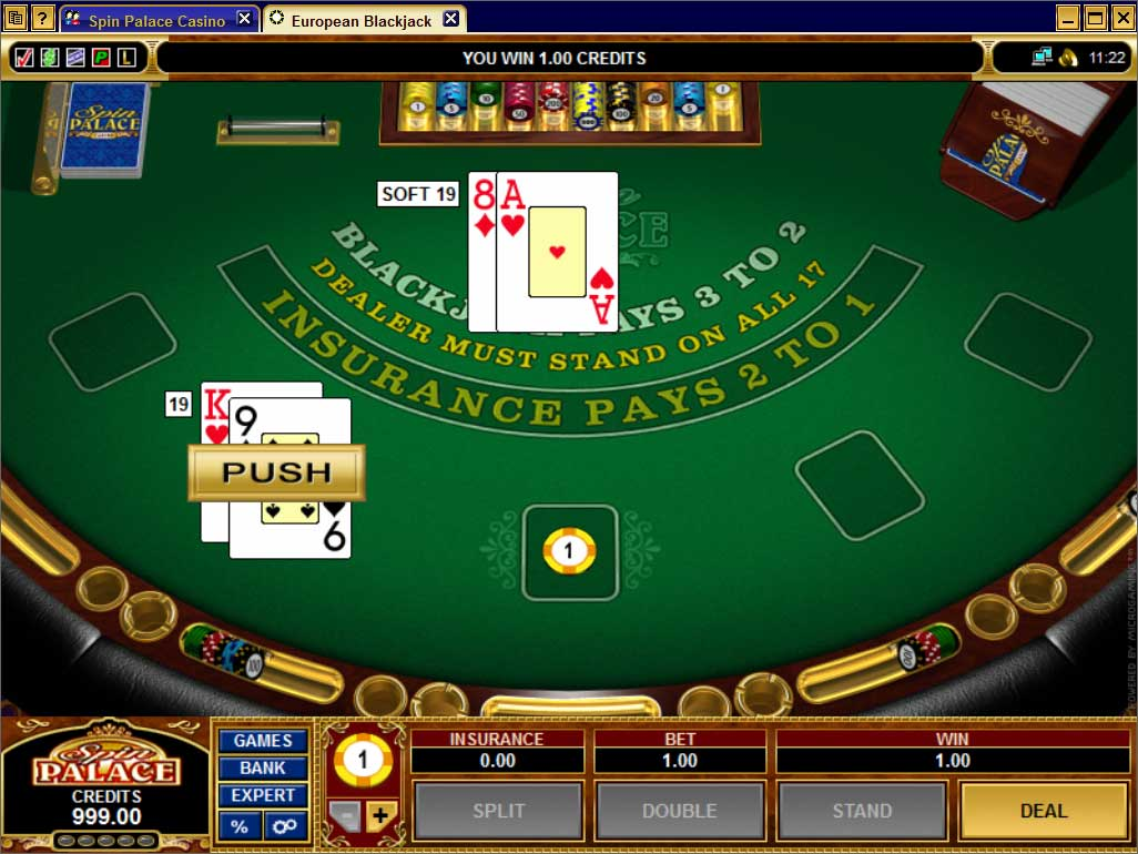 www spin palace casino com