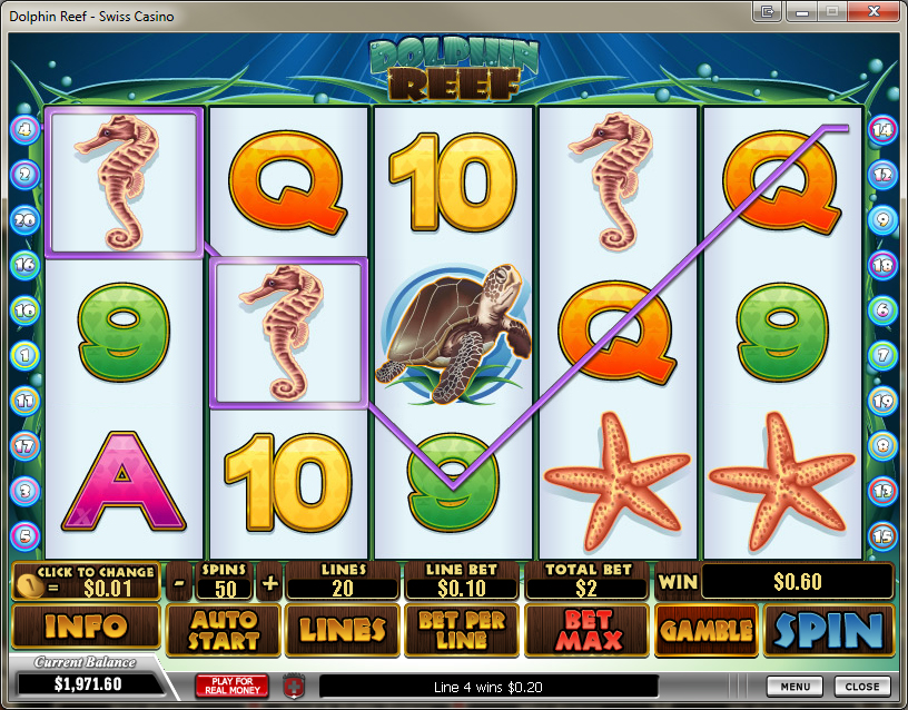 Swiss Casino Slots