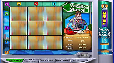 Vacation Station Slot