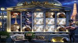 A Night in Paris Slot