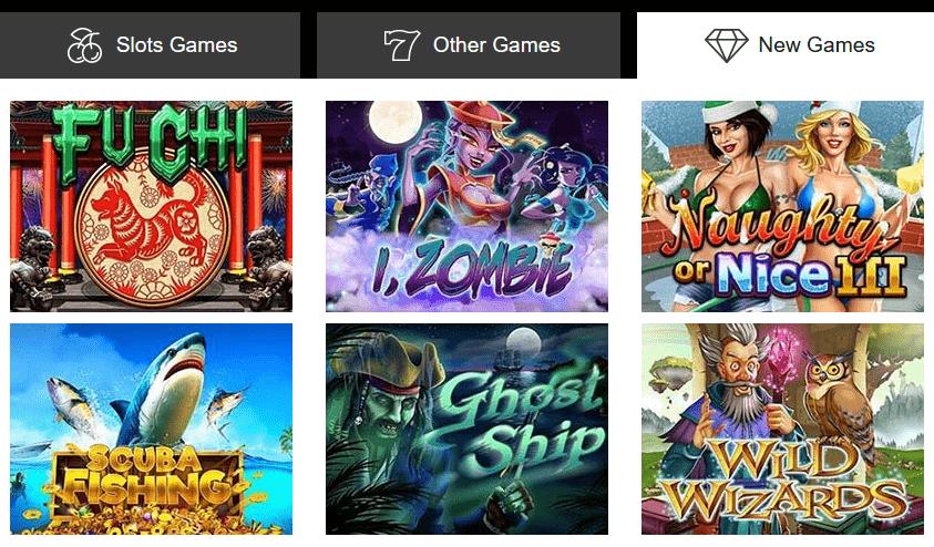 Sloto Cash New Games