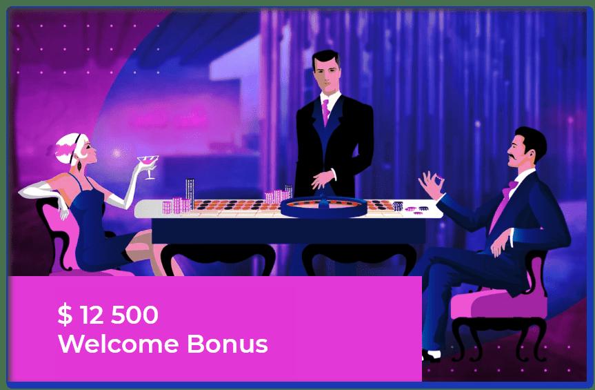 El Royale Casino Bonus $12500