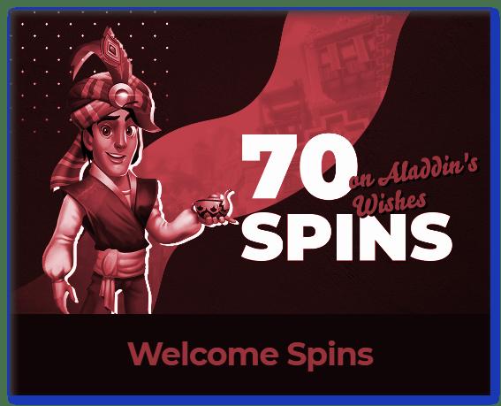 El Royale Casino Welcome Bonus #3