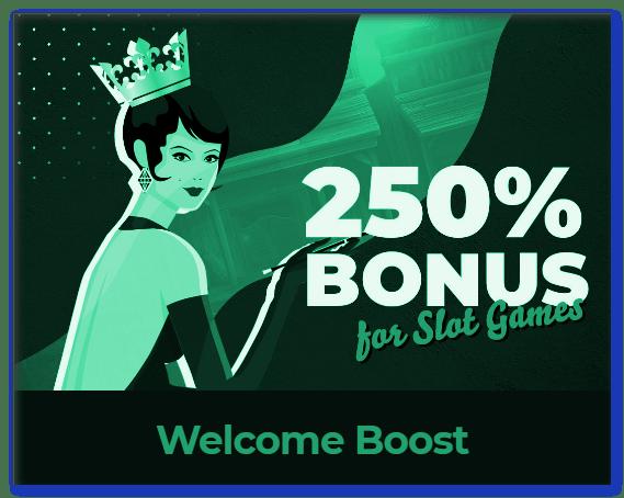 El Royale Casino Welcome Bonus #2