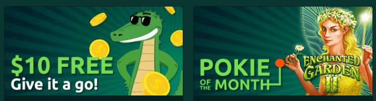 Casino Promotions PlayCroco